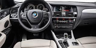 bmw suv interior bmw x4 review carwow