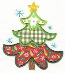 christmas applique christmas tree 12 applique design applique cafe