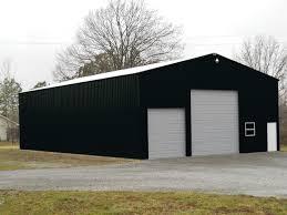Steel Pole Barn Post Frame Buildings Marion Illinois A 1 Buildings Inc