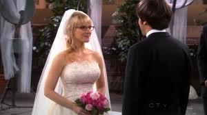 big bang theory the thanksgiving decoupling howard and bernadette u0027s wedding the big bang theory season 5