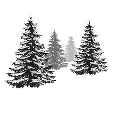 shop for the spellbinders 3d wood st pine trees at