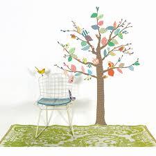 stickers arbre chambre enfant charmant stickers arbre chambre enfant ravizh com