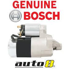 bosch starter motor fits suzuki grand vitara v6 2 7l h27a 2 5l