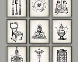 Dining Room Prints Dining Room Prints Etsy