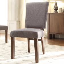 Contemporary Upholstered Dining Room Chairs Contemporary Upholstered Side Chair By Riverside Furniture Wolf