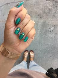 minimalist under the sea nail art sea nails mermaid nail art