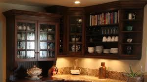 under upper cabinet lighting dark wood upper cabinets much ado about kitchens