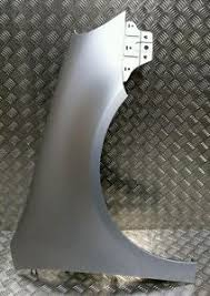 vw golf mk5 2004 2008 new drivers front wing fender silver paint