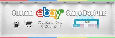 ebay designs custom ebay store design raddyx technologies ebay store