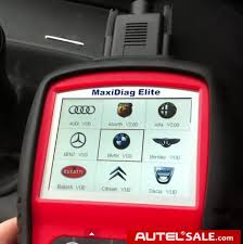 Reset Airbag Light How To Reset Bmw E46 Srs Airbag Light By Autel Maxidiag Md802