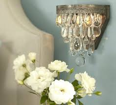 Candle Chandelier Pottery Barn Sconce Small Candle Wall Sconces Grand Fret Hurricane Small