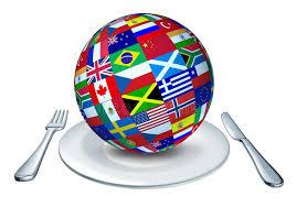 cuisine du monde cuisine stock illustration illustration of planet 21379114
