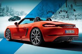 Love In The Time Of Efficiency Porsche 718 Boxster First Ride And