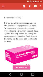 cards against humanity for sale cards against humanity the