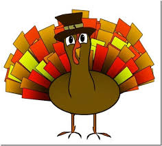 animated thanksgiving turkey clipart