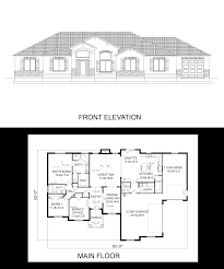 2091 sq ft one story plan with grand entry high vaulted ceilings