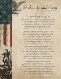 I Pledge Allegiance To The Flag Lyrics Star Spangled Banner Lyrics Tim U0027s Printables