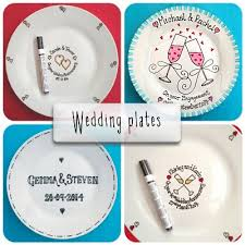 personalized wedding plate gift personalised gifts handmade gifts unique present ideas