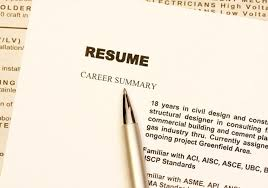 Objective Examples On A Resume by 12 Myths About Writing Your Resume