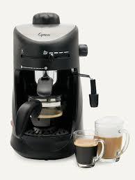 espresso maker espresso u0026 cappuccino machine capresso 4 cup