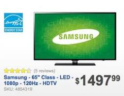 best deals on tvs black friday black friday 2012 price matching deal at walmart samsung 65 u2033 led tv