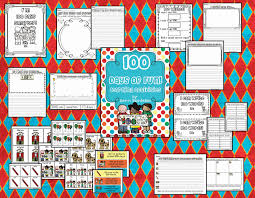 when i am 100 years old writing paper 100 days smarter blog hoppin bloglovin writing about our lives when we re 100 years old you can check out all of these activities in my 100 days of fun pack