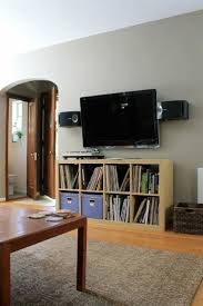 Table For Under Wall Mounted Tv by 60 Best Kallax Images On Pinterest Home Ikea Expedit And Ikea Ideas