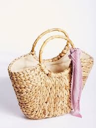 straw bag fashion handbags