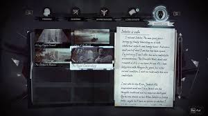 Dishonored Map Dishonored 2 Witch Runes Ui Pinterest