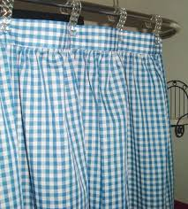 Shower Curtain With Matching Window Curtain Gingham Check Shower Curtains With Available Matching Window