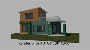 Home Design Autodesk Revit Architecture Modern House Design 5 Youtube