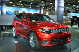 trackhawk jeep 2018 jeep grand cherokee trackhawk review top speed