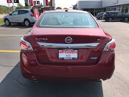 used certified one owner 2014 nissan altima 2 5 sl elgin il
