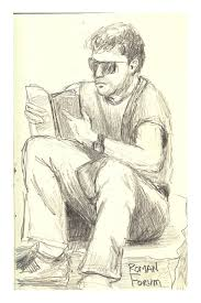 the sketchbook challenge urban sketching often means people desiree