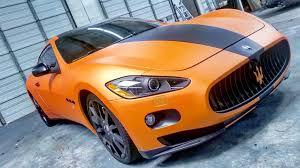 maserati orange services