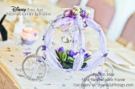 princess carriage centerpiece wire cinderella carriage centerpieces wedding tips and inspiration