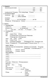 contoh format askep maternitas contoh format rekam medis kebidanan assesmen khusus kebidanan