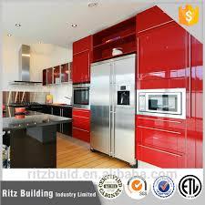 produit cuisine armoires de cuisine fabriqués en chine nouveau modèle armoires de