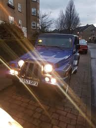 2000 jeep classic used 2000 jeep wrangler for sale in england pistonheads