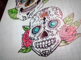 sugar skulls designs