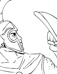 ares coloring pages getcoloringpages com