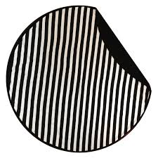 Black And White Striped Outdoor Rug by Black U0026 White Baby Monochrome Unisex Swaddle Blanket Playmat Rug