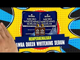 Serum Awra awra micro whitening serum
