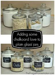 glass kitchen canister sets kitchen glamorous kitchen jars and canisters glass 3