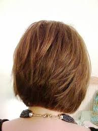 rearview haircut photo gallery short stacked angled bob haircut fitfru style new short