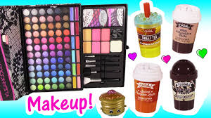 Makeup Set new makeup set 72 amazing eyeshadows coffee mocha frappe lip balms