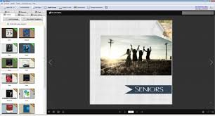 free high school yearbook pictures 8 fully customizable high school yearbook templates for free