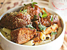slow cooker sunday gravy recipe serious eats
