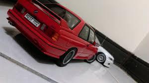 bmw e30 model car roast my 1 18 scale model bmw e30 m3 sport evolution