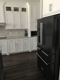 kitchen design white cabinets black appliances black stainless kitchenaid appliances white cabinets